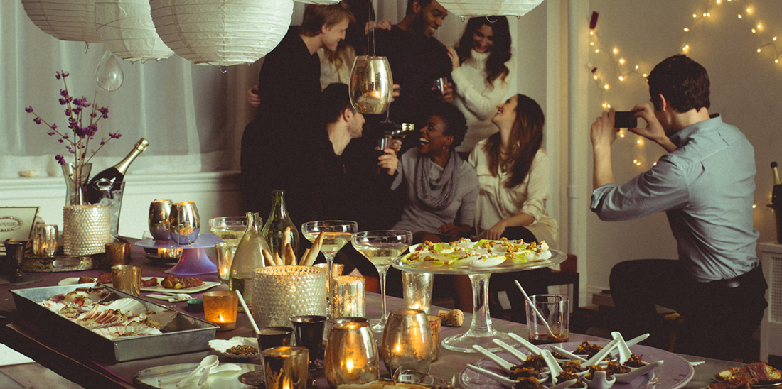 5 Quick 'n Easy Dinner Party Tips