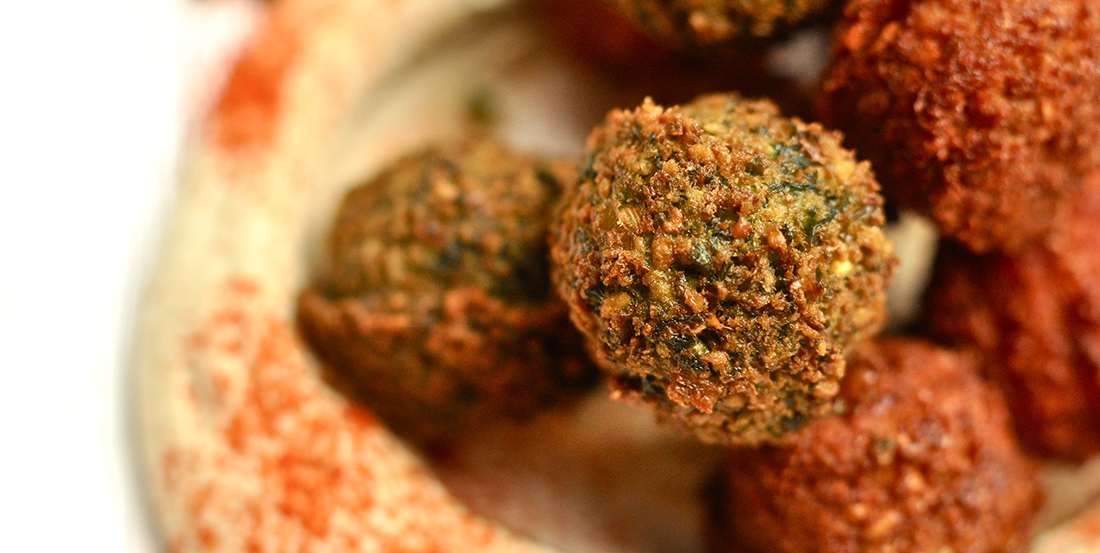 Food Bites: Falafel