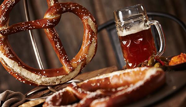 أشهر المأكولات  الألمانية