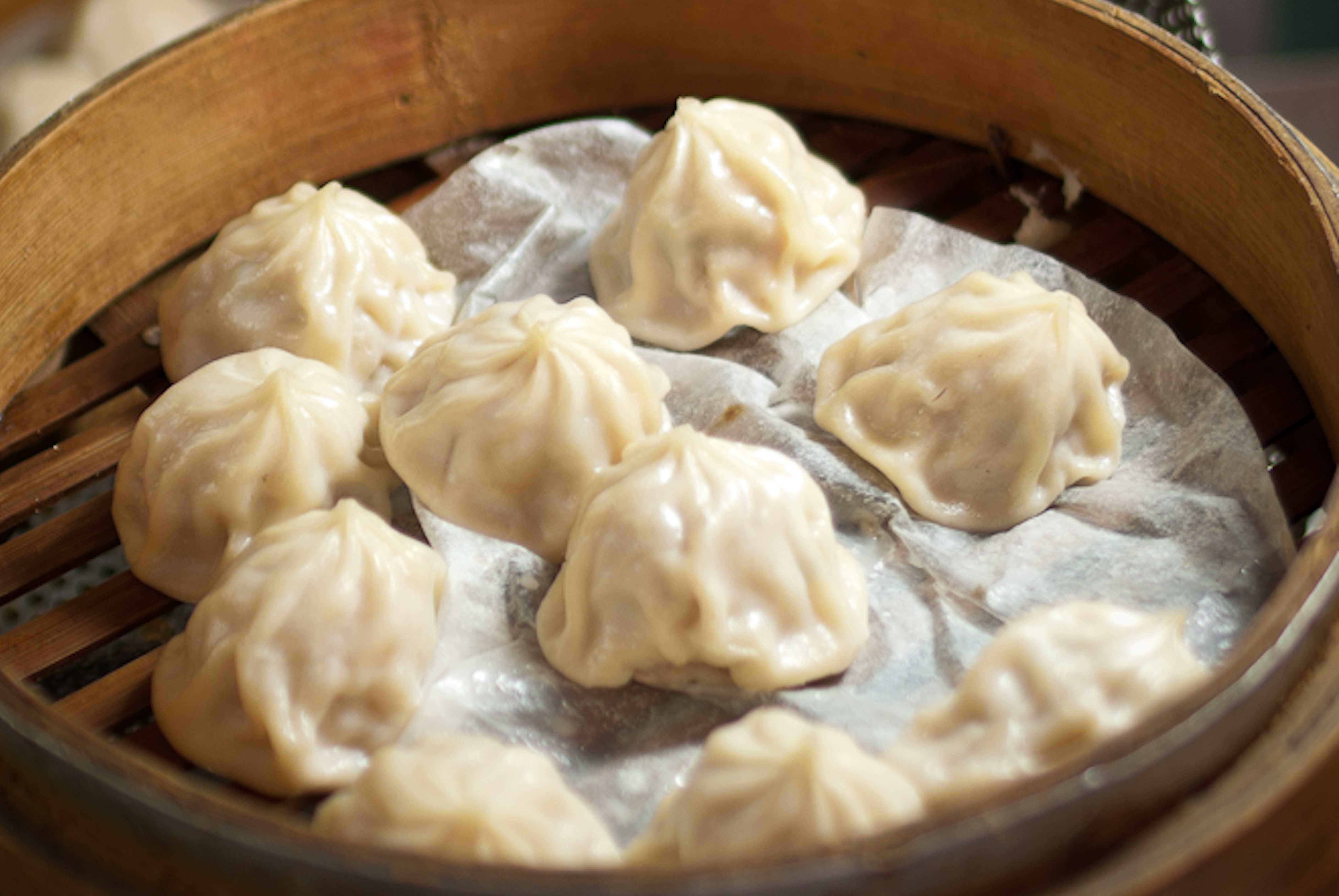 Dumplings around the world