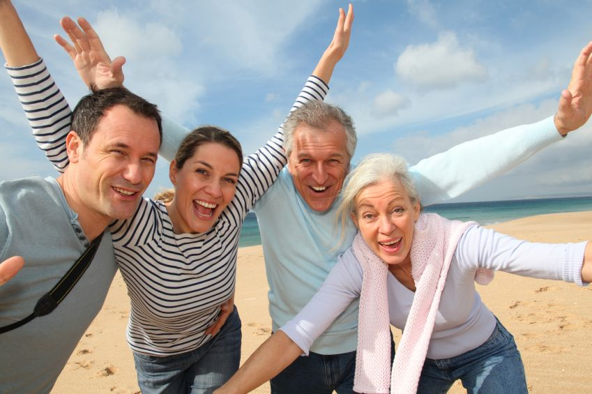 Tips for planning a holiday with seniors
