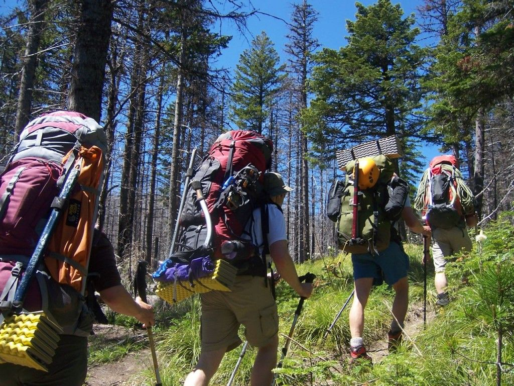 Tips for first-time backpackers