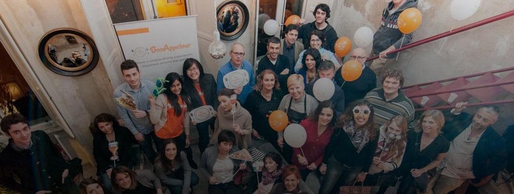BonAppetour Launch in Barcelona