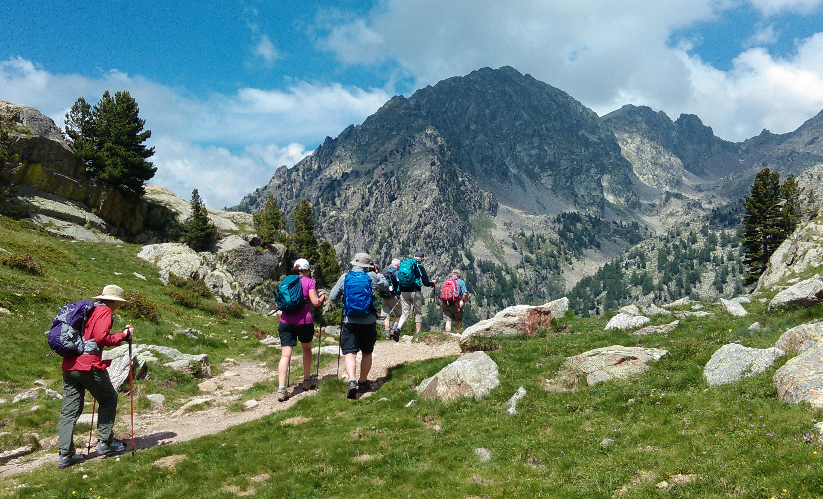 An Appetite for Walking? Discover Hedonistic Hiking!
