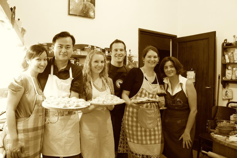 Enjoy traditional COOKING CLASS at Elisa's house