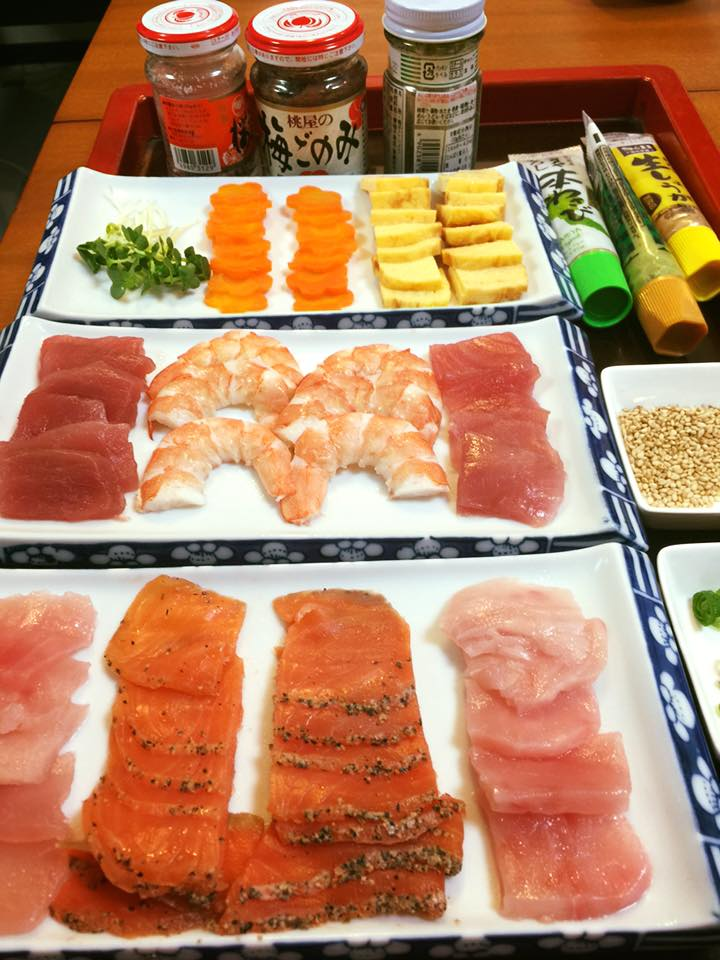 An Authentic Maki & Nigiri Sushi Making Experience with Naoko-san in Tokyo