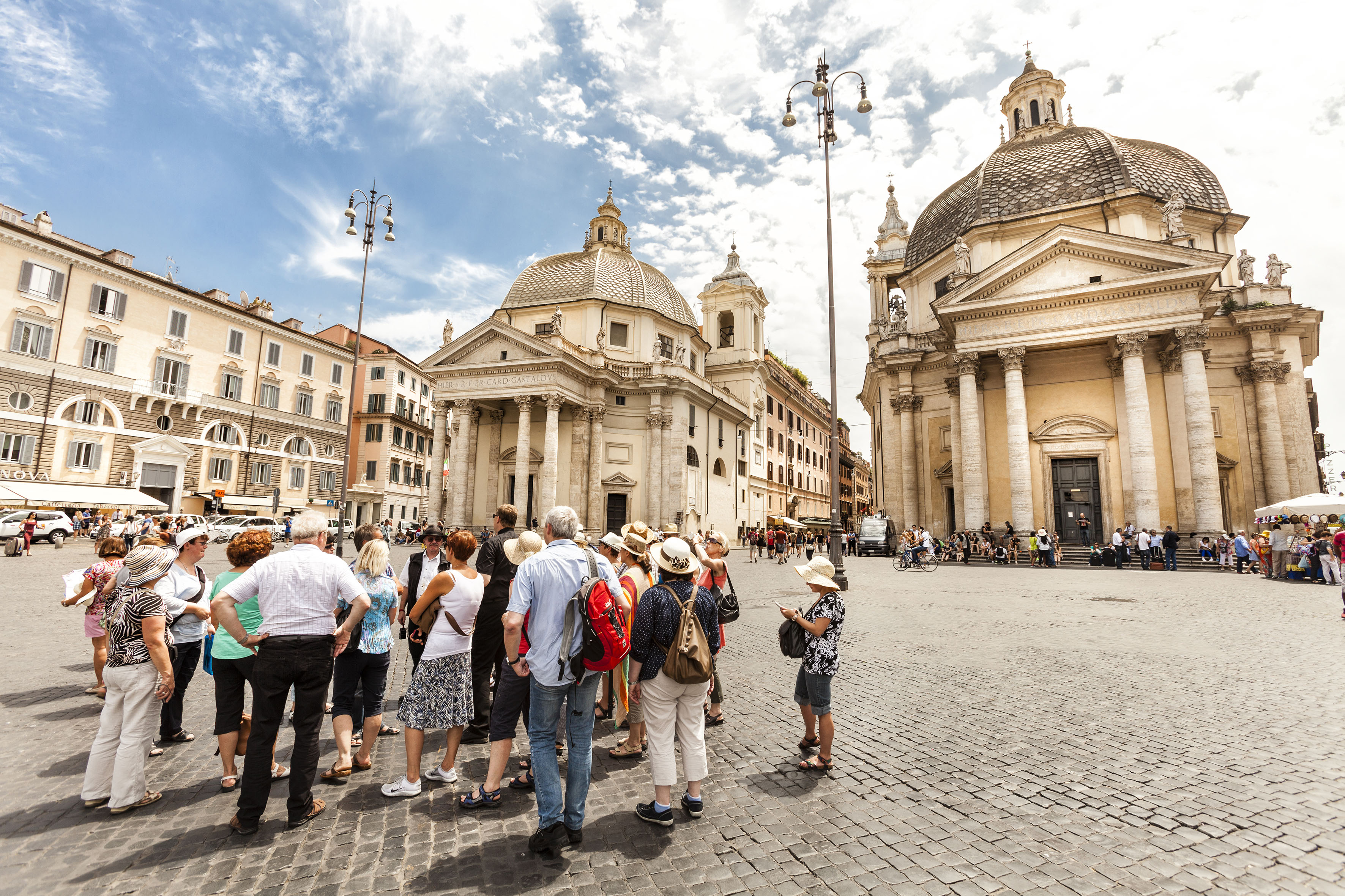 Secret Walks of the Vatican Neighbourhood and Wine Pairing with a Sommelier