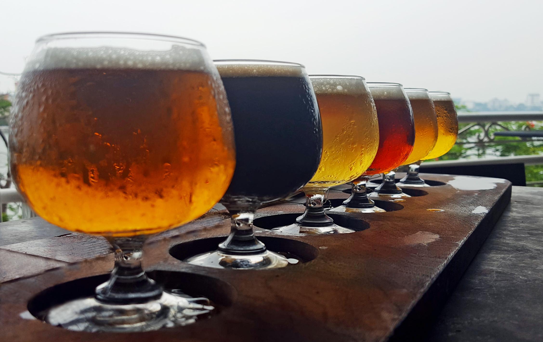 The original craft beer tour of hanoi in hanoi vietnam for How to craft beer