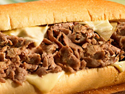 The Philly Cheesesteak Experience.