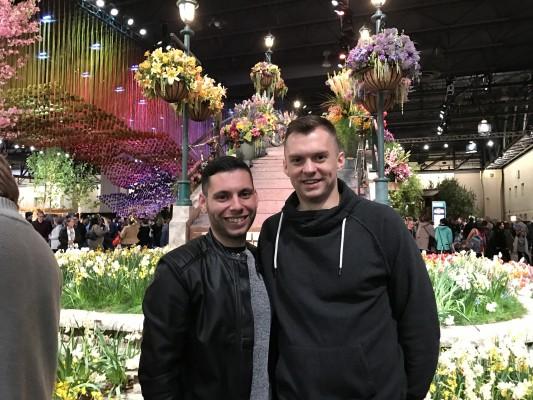 Dominic & Dustin