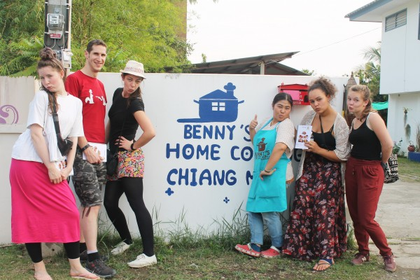 Benny's Home Cooking Chiang Mai