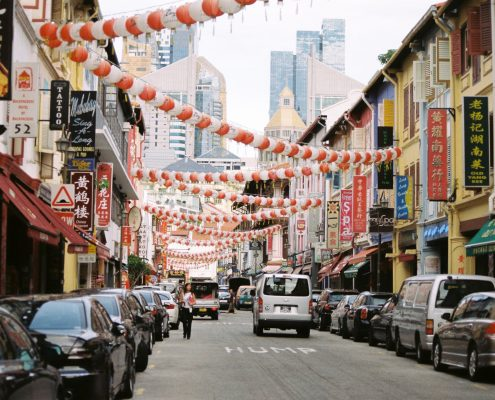 Travel in Singapore: Off The Beaten Path