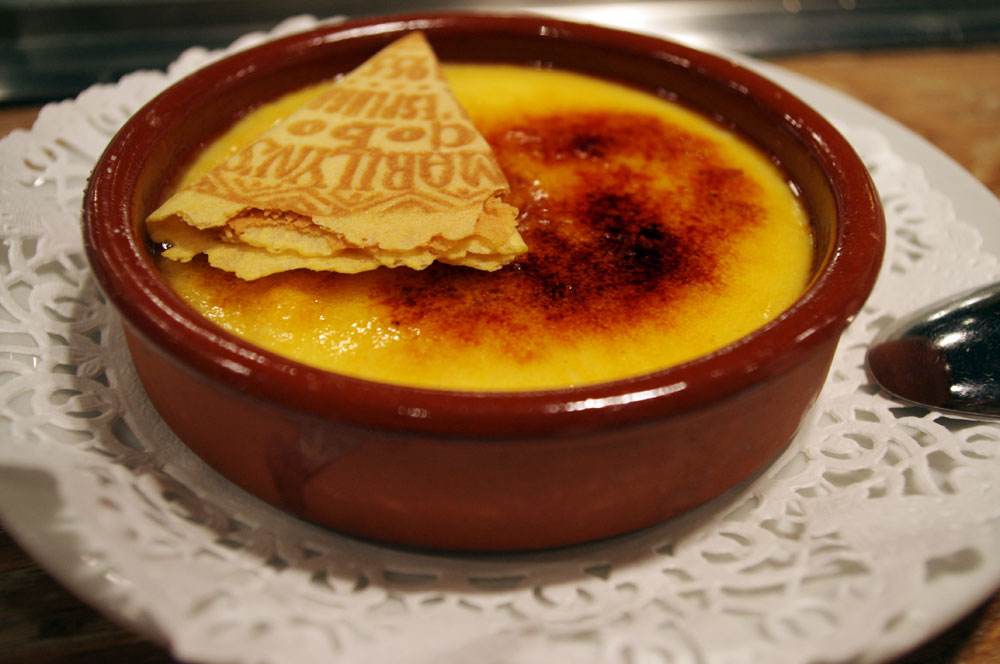 crema catalana mato top 8 Must-Eat Dishes In Barcelona