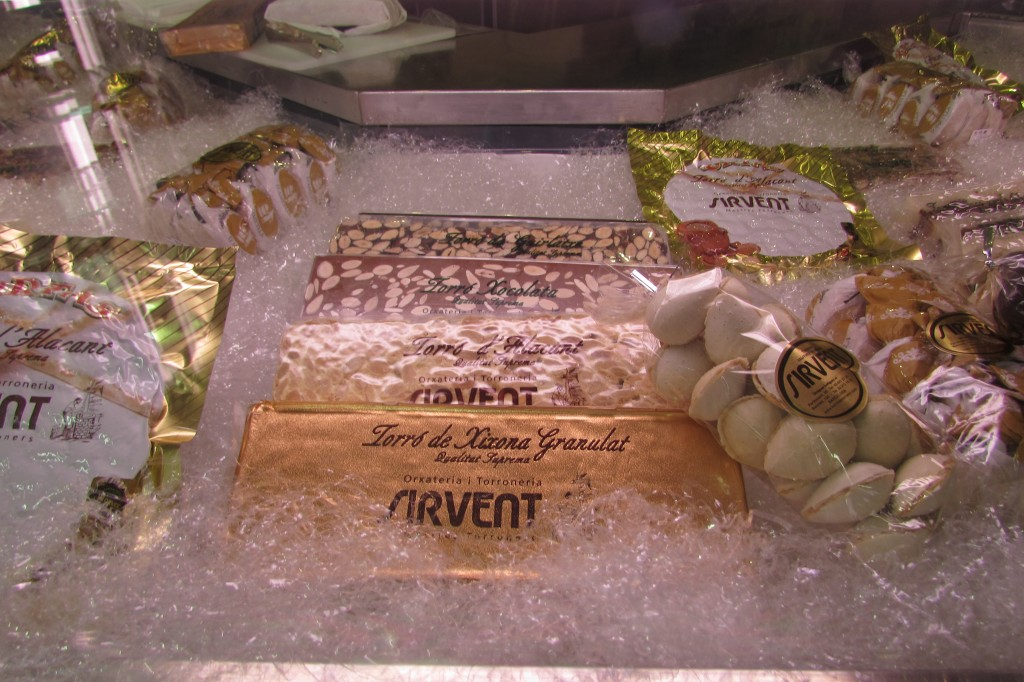 A Foodie's Guide To Christmas In Barcelona turron