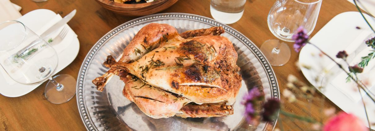 5 Ways To Host An Authentic Thanksgiving Dinner On A Budget