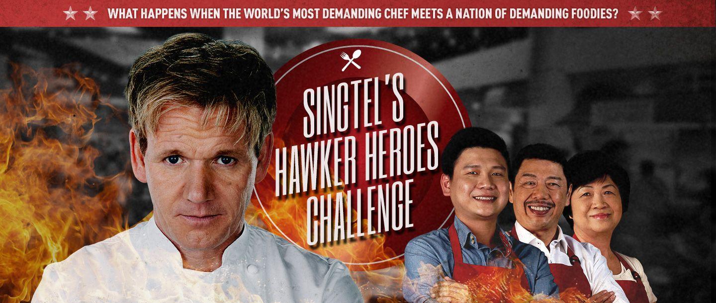 Hawker Heroes challenge